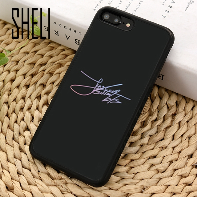 Sheli Fahion Bts Jungkook Kpop Addict Phone Case Cover For Iphone 6 6s 7 8 X Xr Xs Max 5 5s Se Samsung Galaxy S6 S7 S8 S9 Plus Careful Calculation And Strict Budgeting Fitted Cases