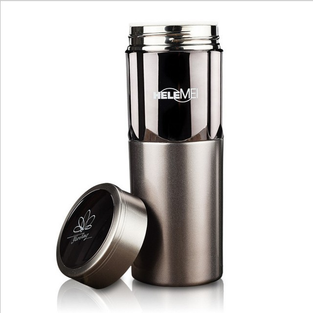 Ceramic Thermos Cupthermo Mug Stainless Steel Insulated Coffee Thermo Bottle For Tea Vacuum Flask