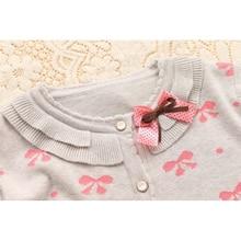 Autumn Baby Girl Stylish Cardigan Sweater