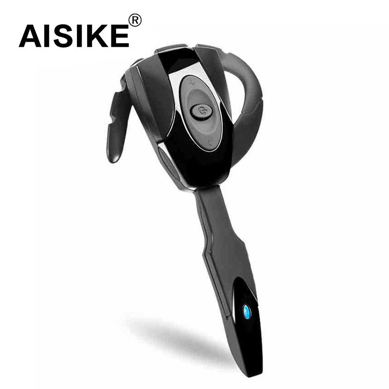 AISIKE EX-01 EarHook Wireless Stereo Bluetooth Gaming Headset Headphone Earphone Handsfree with Mic for Smartphone Tablet PC aisike mini stereo car bluetooth headset wireless earphone bluetooth handsfree car kit with 2 usb base charging dock