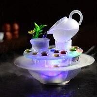 Фэн шуй фонтан наборы чайников фонтан украшения для офиса дома НОВОГОДНИЕ ПОДАРКИ