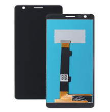 STARDE Replacement LCD For Nokia 3.1 LCD Display Touch Screen Digitizer Sense Assembly 5.2