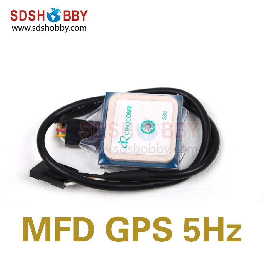 ФОТО MyFlyDream MFD 5Hz UBlox GPS Module for MFD AutoPilot/ TeleFlyPro/ V5 AAT Driver