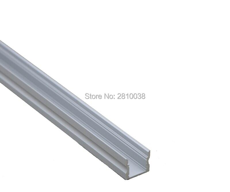 de aluminio led linear led canal 02