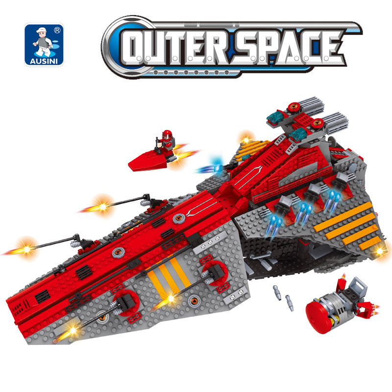 A Model Compatible with Lego A25113 1472pcs Outer Space Models Building Kits Blocks Toys Hobby Hobbies For Boys GirlsA Model Compatible with Lego A25113 1472pcs Outer Space Models Building Kits Blocks Toys Hobby Hobbies For Boys Girls