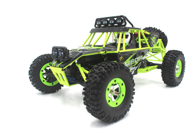 JJRC 1/12 4WD 50KM/H RC Car Buggy 2.4GHz
