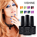 Vishine Chameleon Changing Temperature Change Color Soak off Gel Polish Thermo Gel UV Gel Kit Manicure Nail Gel Pick Any 1 Color
