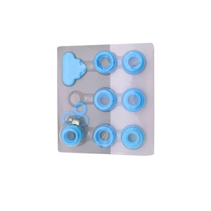 Image 5 - Filtro de cerâmica de 7 camadas para torneira, purificador de filtro para água, fixação e 3 peças