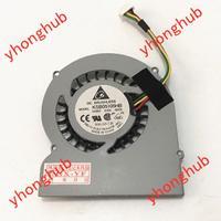 Delta Electronics KSB05105HB BD2K DC 5V 0.50A 4 wire Server Laptop Fan