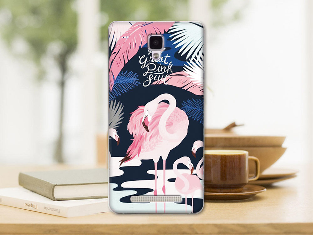, For DoogeeX10 Phone Cases Painted Mermaid Flamingo Soft Silicone Doogee X10 Case Cover Fundas Doogee X10 X 10 5 inch+Gift
