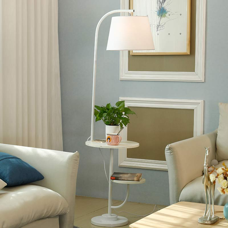 Living Room In Bedroom: Modern Floor Lamps For Living Room Bedroom Loft Standing