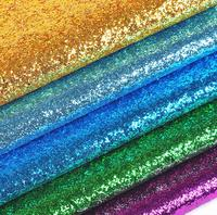 Large Piece Of PU Artificial Leather Leather Material Diy Handmade Fabric Sequins Wedding Decoration Layout Hotel