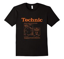 """Technic """"Lessons In Mixing: The flare Scratch""""  T-Shirt"""