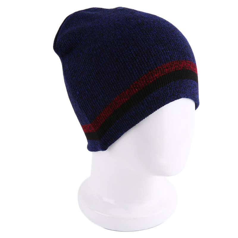 NEW LZ116 Fashion Casual Design Women Men Cotton Knitted Skullies Winter Comfortable Protect Ear Cap Hats