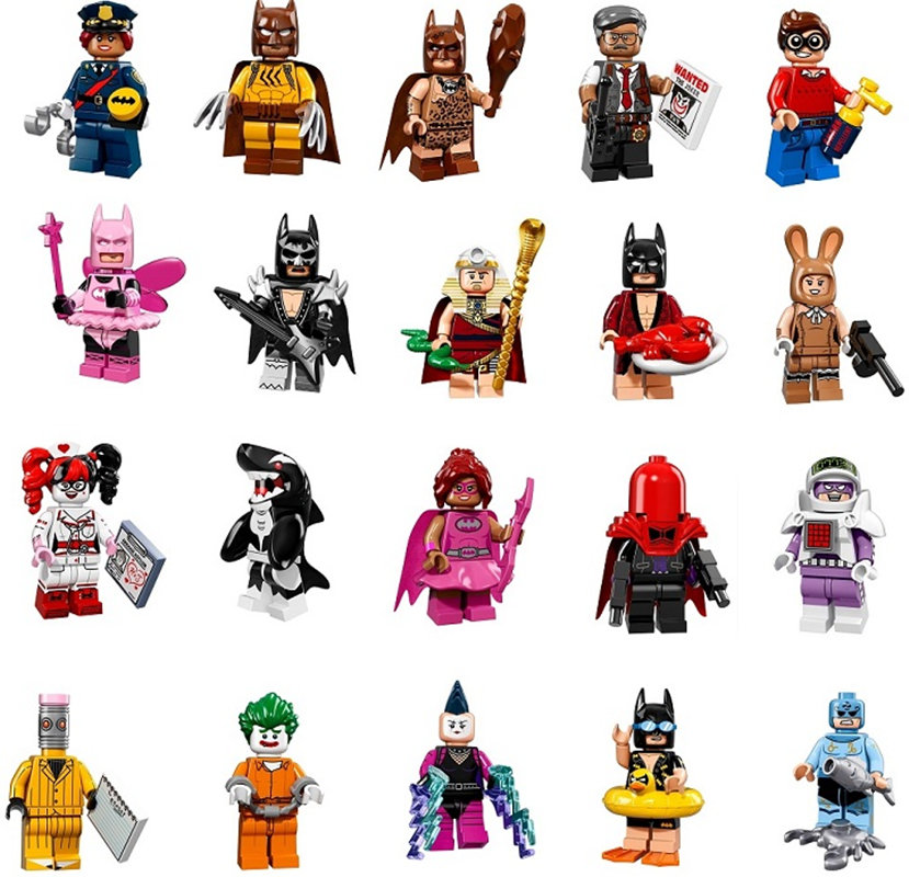 Xinh Super Heroes Joker Batman Captain America Spiderman Harley Quinn Building Block Figures Compatible with LegoINGly Batman batman super heroes mini avenger figures villains joker beetle black manta movie building block toy compatible with legoe pg080