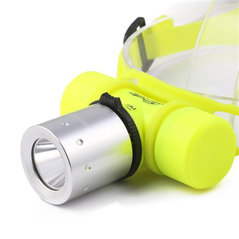 3500LM T6 LED WATERPROOF DIVING HEADLAMP HEADLIGHT LAMP FLASHLIGHT TORCH HOT