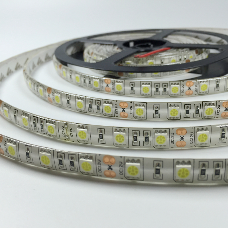 Waterproof LED Strip Light SMD 5050 Flexible Light 5M 300Led 12V White/Warm white/ Red/Green/Blue/Yellow Strip lamp bulb usb powered flexible neck 10 led white light lamp blue 27cm