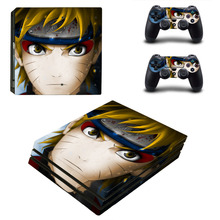 Naruto Skin Sticker For Sony PS4