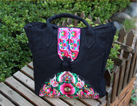 Free Shipping Hot Promotion Top Sale Women Embroidered Embroidery Bag Lady Party Carry Bags Outdoor Travel
