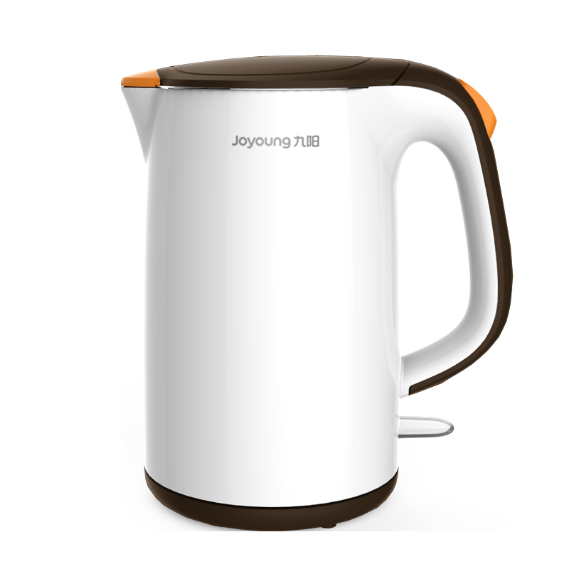WUXEY Household Stainless steel Electric kettle Heat preservation Anti scald Kettle    1.7L cukyi household electric multi function cooker 220v stainless steel colorful stew cook steam machine 5 in 1