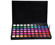 New 120 Full Colors Eyeshadow Cosmetics Mineral Make Up Professional Makeup Eye Shadow Palette Kit P120#1 V1005A