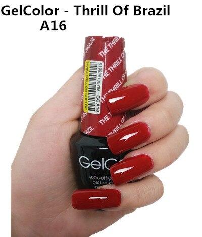 15ml Nail Gel Polish Total 259 colors opies UV LED Gel Polish Vernis Semi Permanent Lasting opies Shine Nail Art(2)
