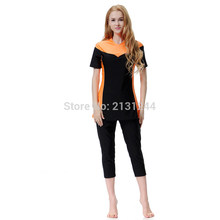 28837e78ee8 Islamic Swimwear Women Girls Muslim Swimwear Full Cover Modest Islamic  Swimming Suits Plus Size Burkinis Lady