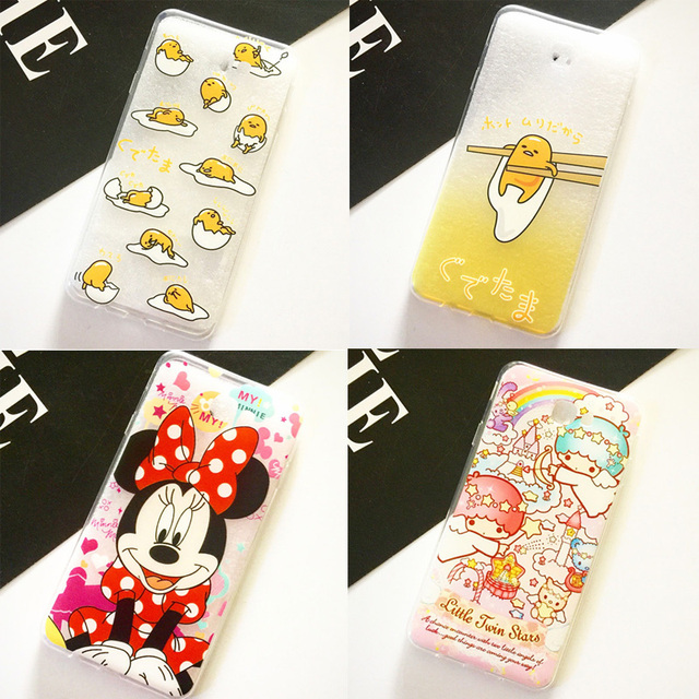 low priced 51d14 2b0e2 US $3.99  Gudetama Egg Monsters Stitch Mickey Minnie Twin Stars Cartoon  Phone Case for Samsung Galaxy S8 S8 Plus Soft TPU Silicone Cover-in Fitted  ...