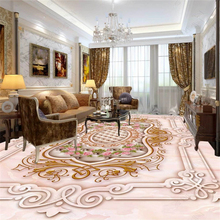 beibehang European fashion classic custom 3d wallpaper stone pattern parquet floor tile carpet wall papers home decor
