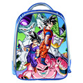 Anime Anime Dragon Ball Kindergarten Backpack Super Saiyan Vegeta Son Gokou Children School Bags Boys Backpack Kids Gift Bag