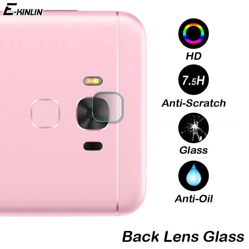 Camera Lens Screen Protector Tempered <font><b>Glass</b></font> Film For <font><b>ASUS</b></font> ZenFone 3 3S Max Laser Deluxe <font><b>ZC553KL</b></font> ZC551KL ZS570KL ZE520KL ZC520TL image