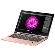 DHL Бесплатная 16 г Оперативная память 512 г SSD DDR4 ноутбука i7 6500U Dual Core Tablet PC Синий/розовое золото /роскошные золотые ультратонкий vbook V3