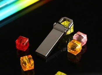 Hot! USB Flash Drive 64GB Metal Pendrive High Speed USB Stick 32GB Pen Drive Real Capacity 16GB USB Flash Free Shipping цена 2017