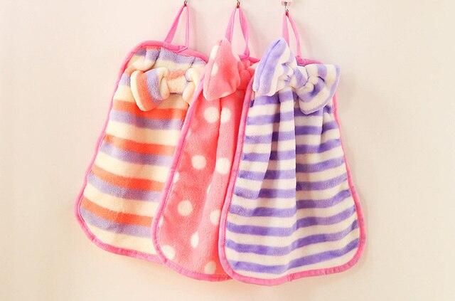 Wahl Sanitär 3 farben wahl süße bad handtuch anhänger kinder sauber