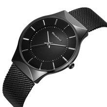 Nueva Readeel Marca de Lujo casual hombres relojes analógicos deportes militares reloj de cuarzo masculino del relogio masculino montre homme