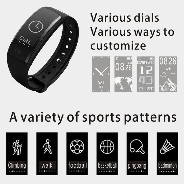 Smart Watch Bracelet Fitness Wristband
