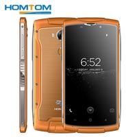 HOMTOM ZOJI Z7 4G IP68 Waterproof Smartphone 5 0 Inch Android 6 0 MTK6737 Quad Core