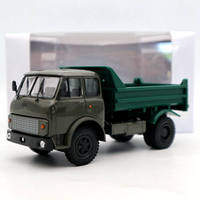 HAW ABTONPOM 1/43 Kamaz МАЗ 500AC/5549/510B Russia Dump Truck Diecast Vehicles Models Toys Cars Collection