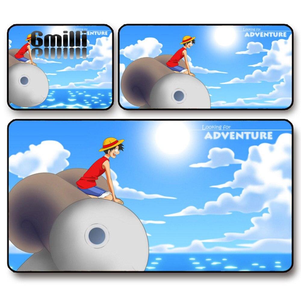 Gmilli новые резиновые мультфильм игровой Мышь pad ноутбук стол MIC коврики XL Расширенный большой 700x300 мм zjop5 дропшиппинг