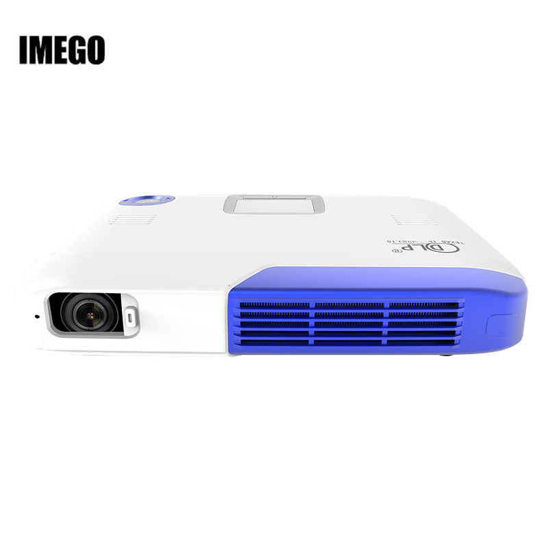 Home Theater Multimedia Projector HD 1080P Video Wireless WIFI Miracast DLNA Airplay Pocket 3D Projector Home Cinema Cheap China wireless hd dlna wifi av transmitter sharer white