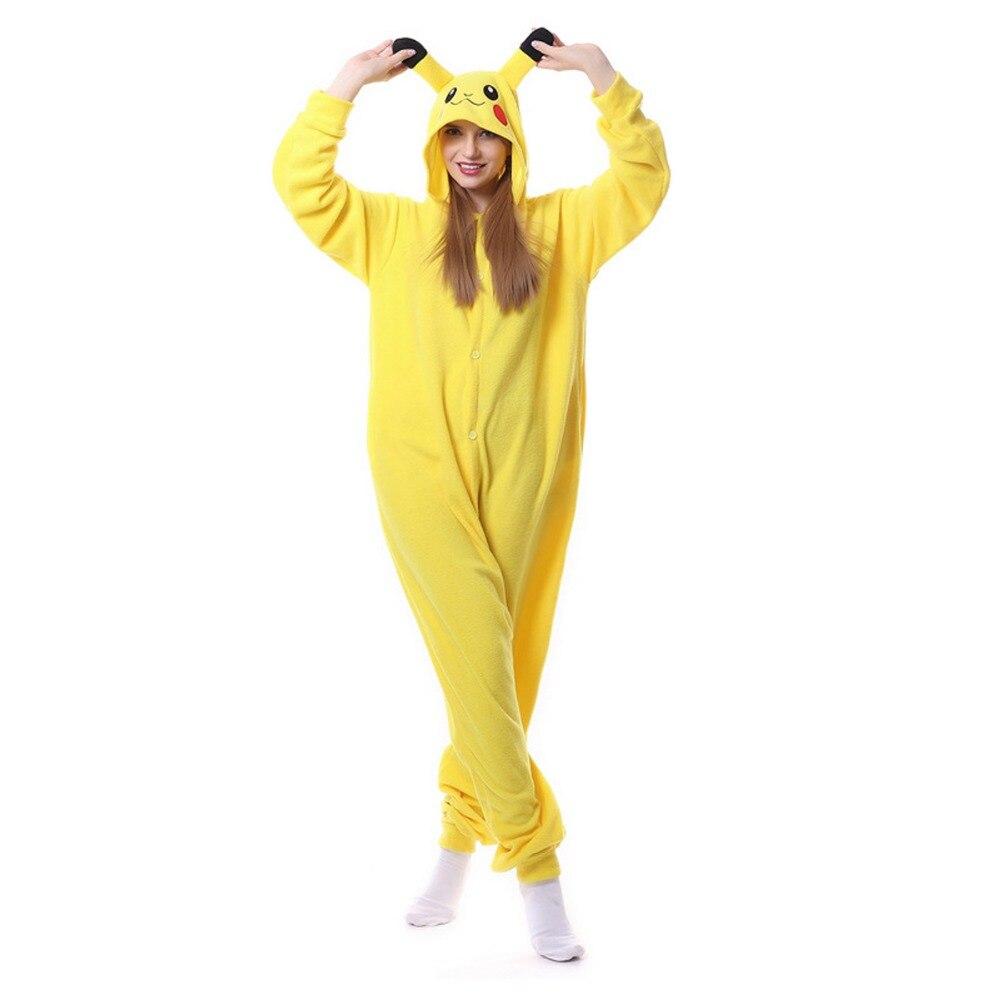 Adult Unisex Jumpsuit Sleepwear Animal Cosplay Costume Pajamas Kigurumi Pajamas