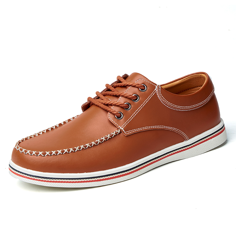 399c76f6c6f0e1 2019 New 2108 Men S Walking Shoes Vintage Genuine Leather Oil Wax ...