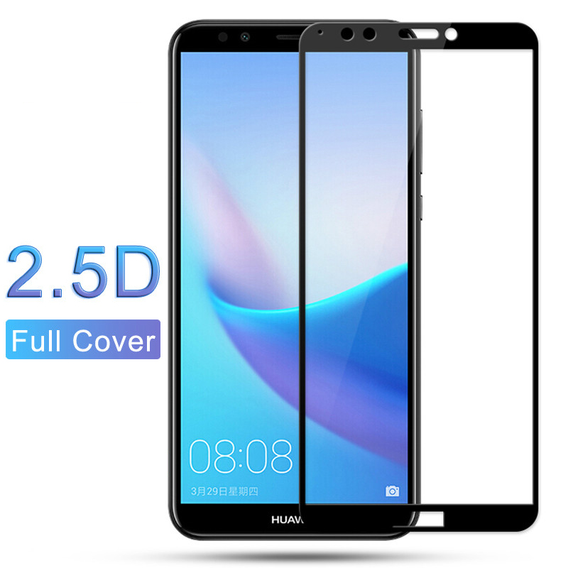 Image 2 - Protective Glass on Honor 7A Tempered Glass For Huawei Honor 7A Pro 7C 7X Honer A7 Honor7a Dua L22 Films Safety Screen Protector-in Phone Screen Protectors from Cellphones & Telecommunications