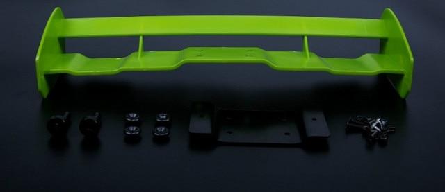 Nylon rear wing tail kit for 1/5 hpi rovan king motor baja 5b ss rc car parts852681