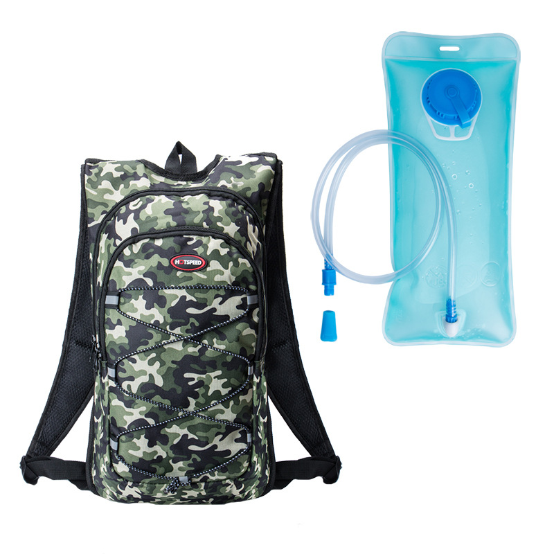 Professional 12L Cycling Backpacks Hydration Backpack with 2L Water Bladder Bag Outdoor Sports Running Hiking Backpack DSB109 harlem hl 401 outdoor sports hiking cycling tpu water bag sky blue 2l