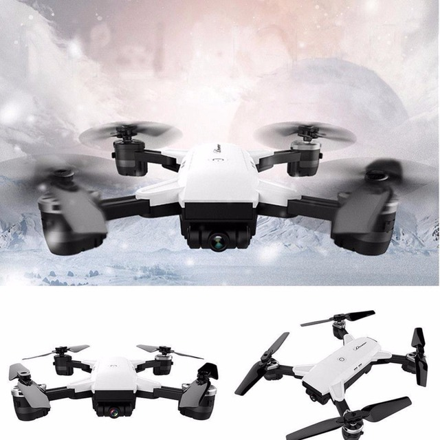 19HW RC Selfie Drone With 0.3mp/2mp HD WIFI FPV  Camera 6-Axis RC Helicopter Real Time Quadcopter vs Visuo XS809HW Eachine E58 1