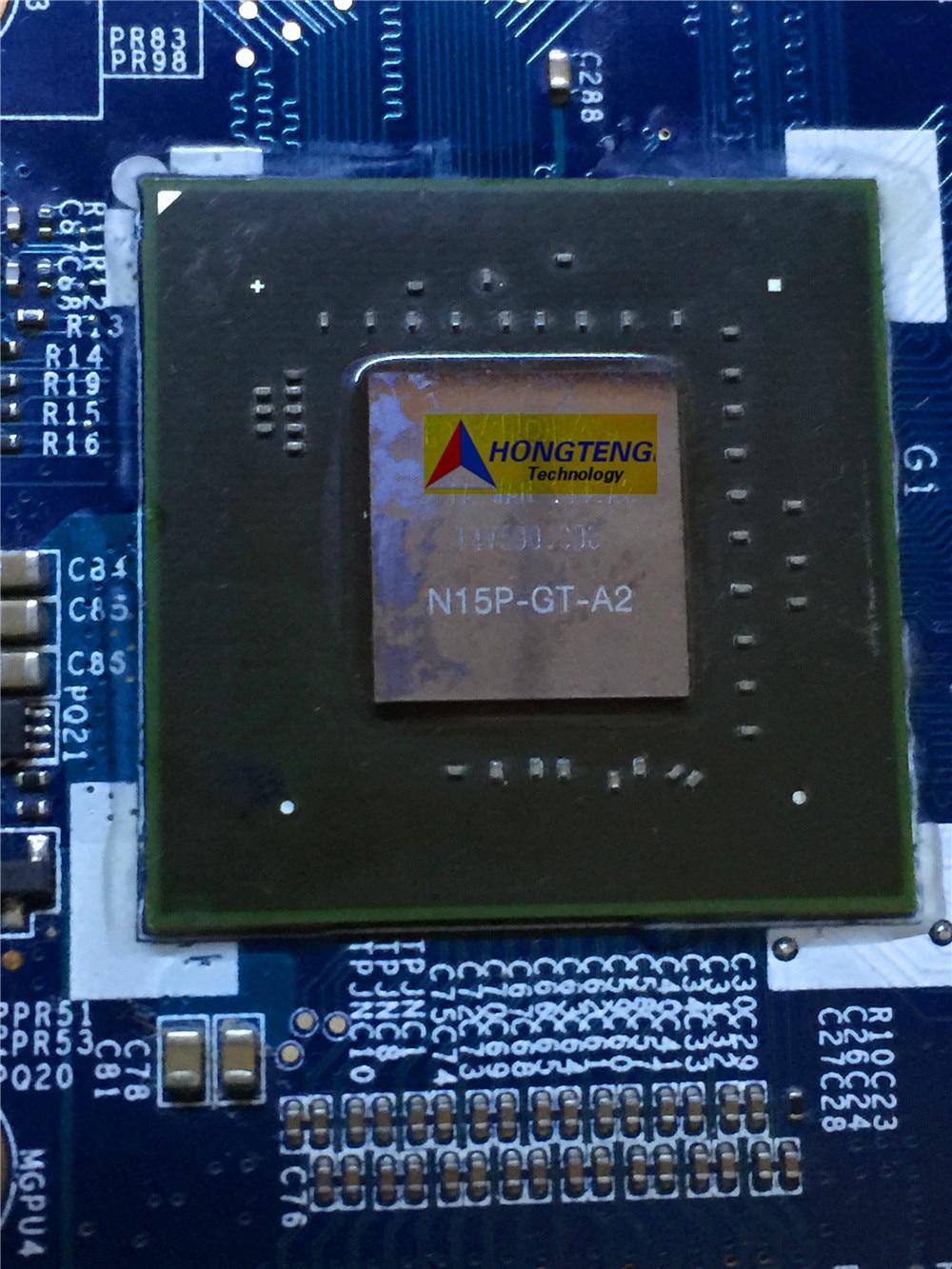 מזגנים MS-16H41 אמיתי עבור המחשב הנייד MSI GS60 02:00 MS-16H4 לוח אם עם I5-4200HQ המעבד GTX850M מבחן אישור (5)