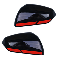 1 Pair Rearview ABS Side Wing Mirror Cover Cap for Chevrolet Equinox  2017 2018 2019