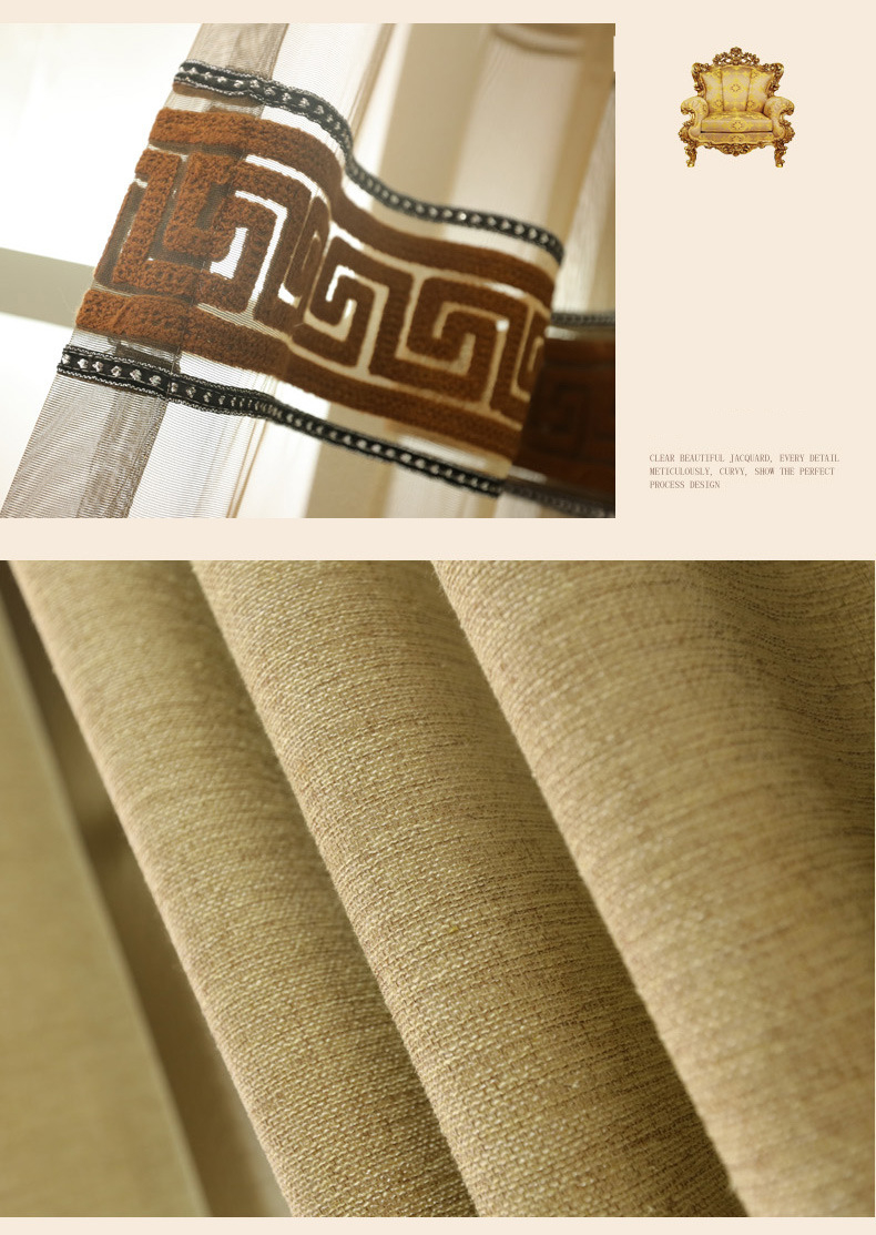China curtain for living Suppliers