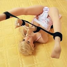 BDSM Bondage Handcuff & Ankle Cuffs